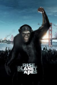 """Poster for the movie """"Rise of the Planet of the Apes"""""""