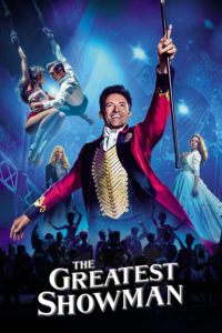"""Poster for the movie """"The Greatest Showman"""""""