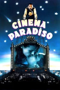 """Poster for the movie """"Cinema Paradiso"""""""