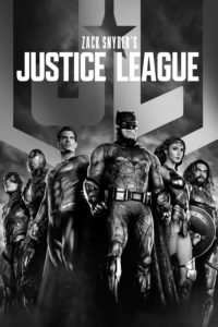"""Poster for the movie """"Zack Snyder's Justice League"""""""