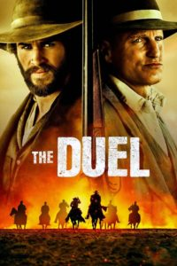 """Poster for the movie """"The Duel"""""""
