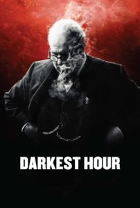 "Poster for the movie ""Darkest Hour"""