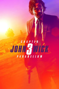 """Poster for the movie """"John Wick: Chapter 3 - Parabellum"""""""
