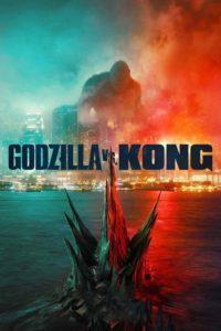 "Poster for the movie ""Godzilla vs. Kong"""