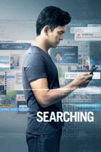 """Poster for the movie """"Searching"""""""
