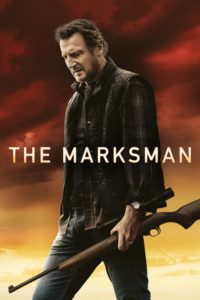 """Poster for the movie """"The Marksman"""""""